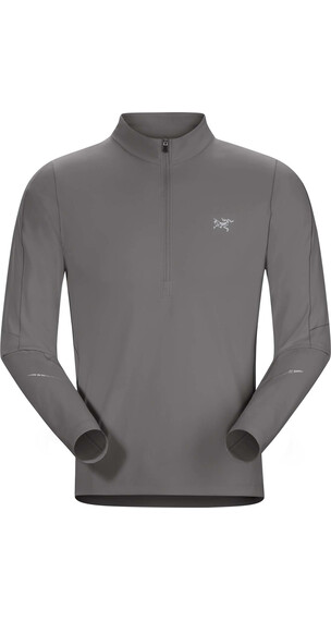 Arc'teryx Accelerator - T-shirt manches longues Homme - gris